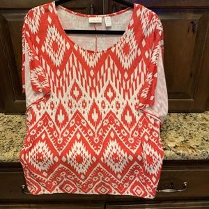Chicos top size 2